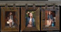 Modern Farmhouse Rustic Collage Frame