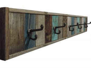 wall hanging towel rack