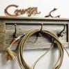 Country Cowboy Hook Rack