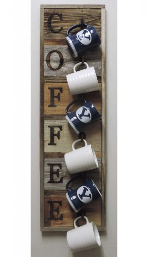 Vertical Coffee cup holder