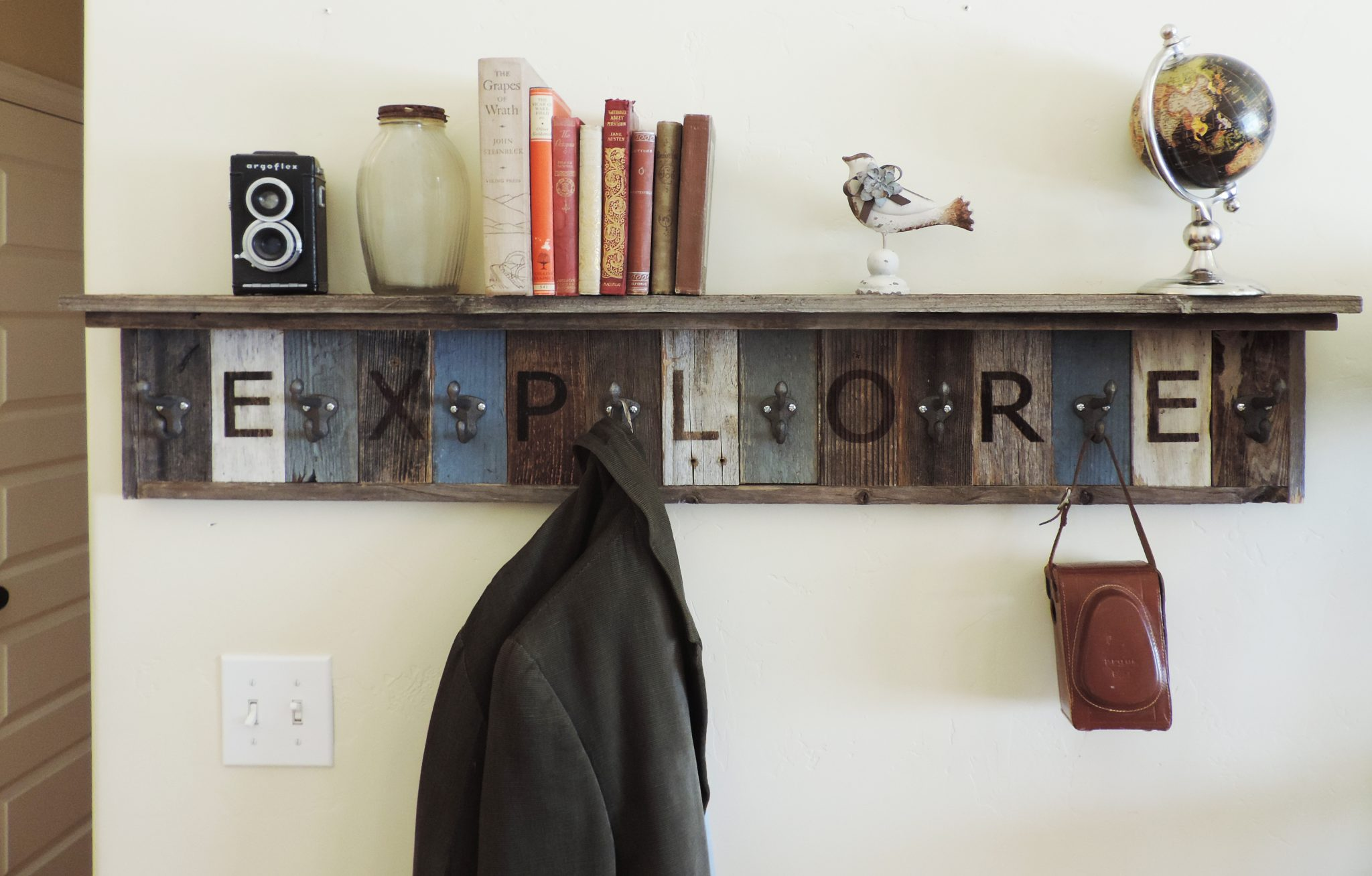 Personalized Reclaimed Wood ...