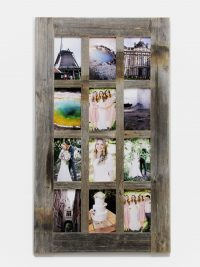 Multi Opening Picture Frame