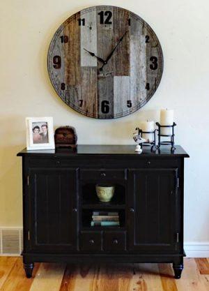 Rustic Clocks