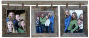 Rustic Conestoga Collage Picture Frames