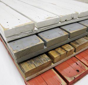 Wooden Doormat Colors