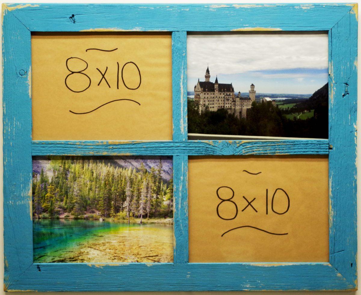 4 Pane Window Style