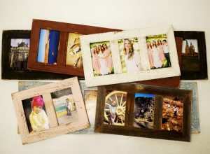 Multi Picture Photo Frame — Panel Frames