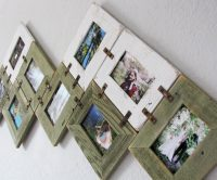 DIY Rustic Wall Collage Picture Frame Pack