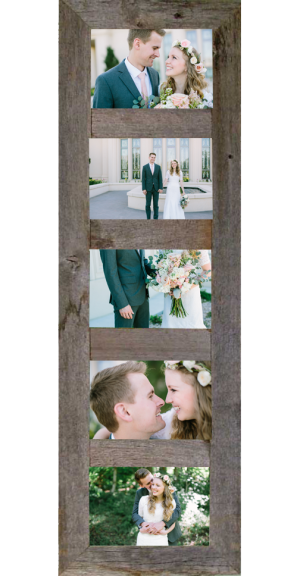 Multi Picture Panel Frames