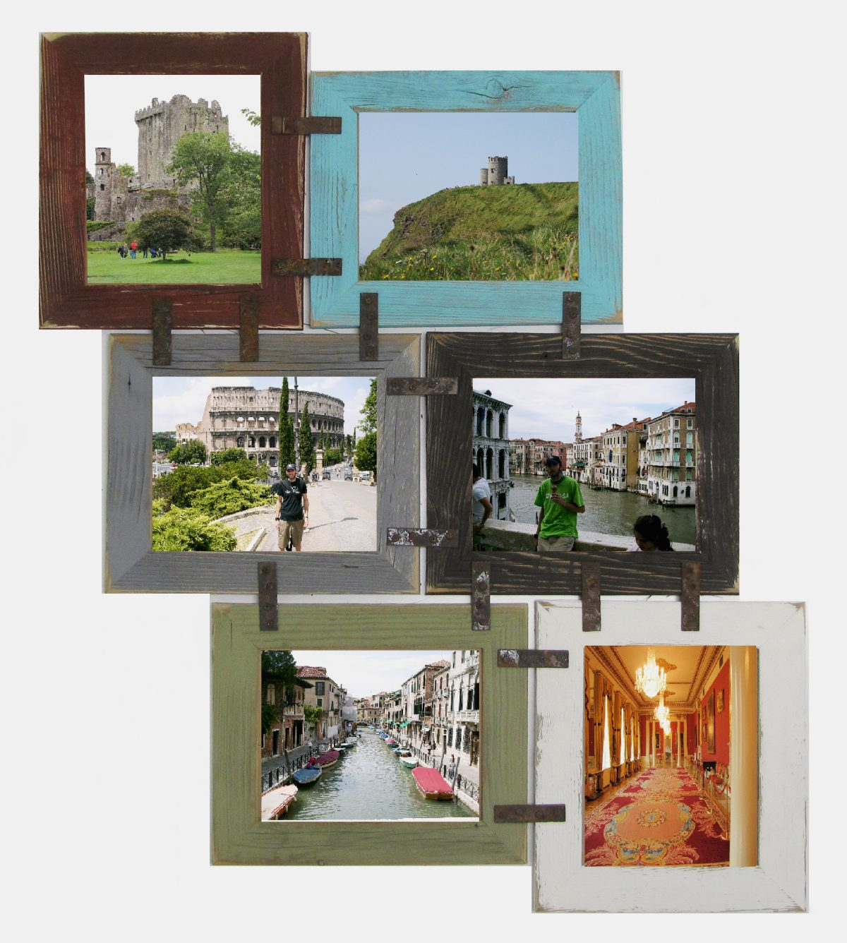 8x10 wall collage picture frame