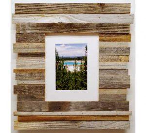 Beachcomber (unavailable) Reclaimed Wood Frames